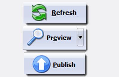 Важные кнопки