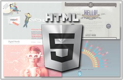 10 сайтов написанных на HTML5