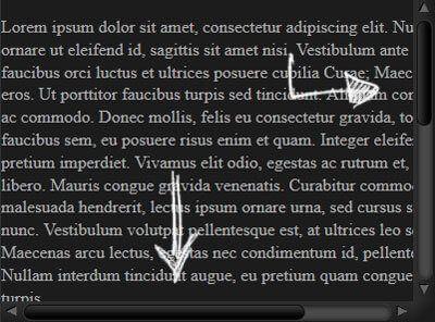jQuery Scrollbars v2