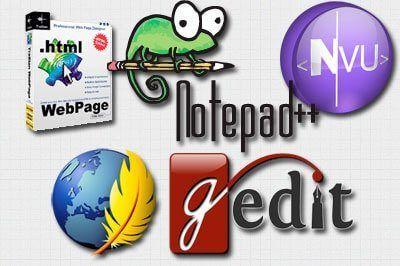 Бесплатные редакторы для разработчиков