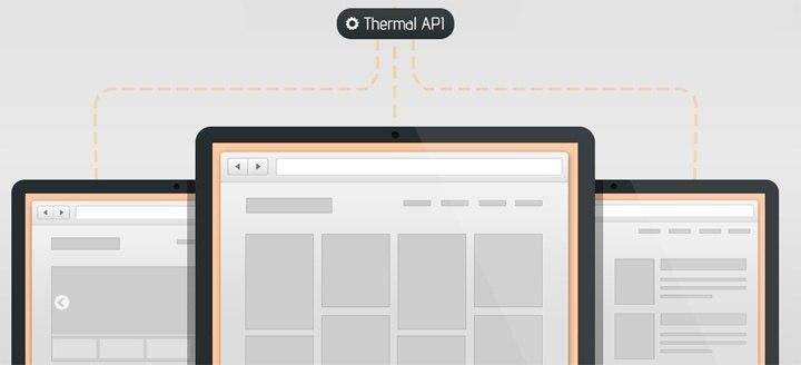Thermal API