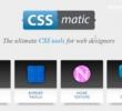 CSSMatic — автоматизированный сервис для веб-дизайнеров