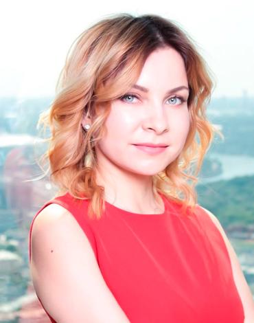 илия Алеева, руководитель отдела маркетинга